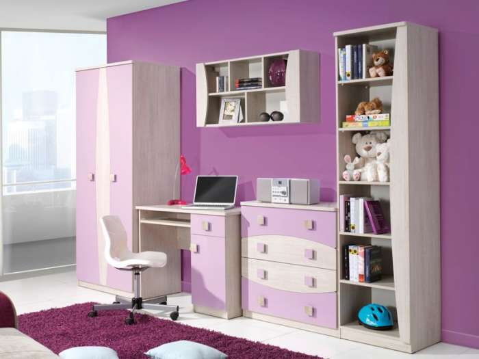 Choosing Furniture for your Kids Bedroom
