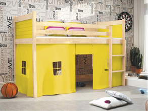 Kids Bed RICO High Sleeper