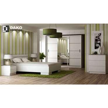 Bedroom Set VISTA White