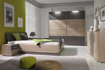 Bedroom Furniture System DIONE San Remo