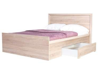 Double Bed With Storage FINEZJA F10
