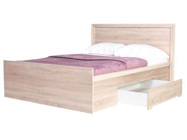 Queen Size Bed FINEZJA F21