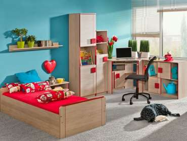 Children/Youth Bedroom Furniture Set GUMI 6