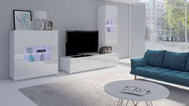 Living Room Furniture Set CALABRINI 7