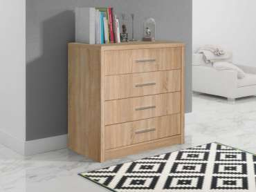 Chest of Drawers GENEWA 1 Oak Sonoma