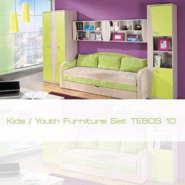 Youth / Kids Furniture Set TEBOS 10