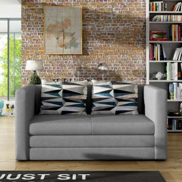 Sofa Bed Nora Grey Special Offer