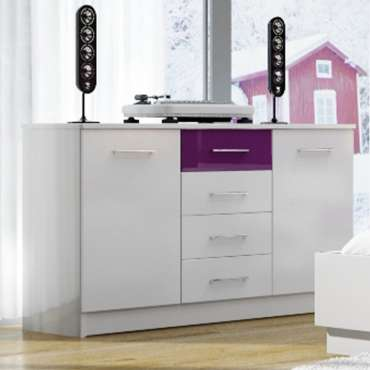 Sideboard DUBAJ Purple