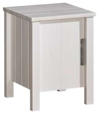 Wooden Bedside Table TOMI TO8