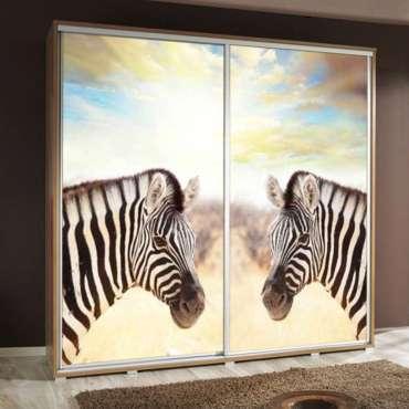 Wardrobe PENELOPA 205 Zebras 3
