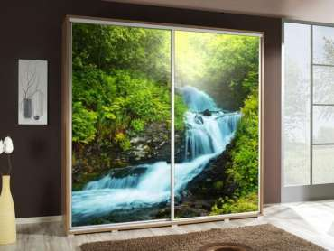 Wardrobe PENELOPA 205 Waterfall