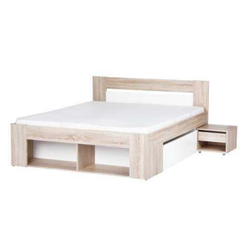 Queen Size Bed MILO 09
