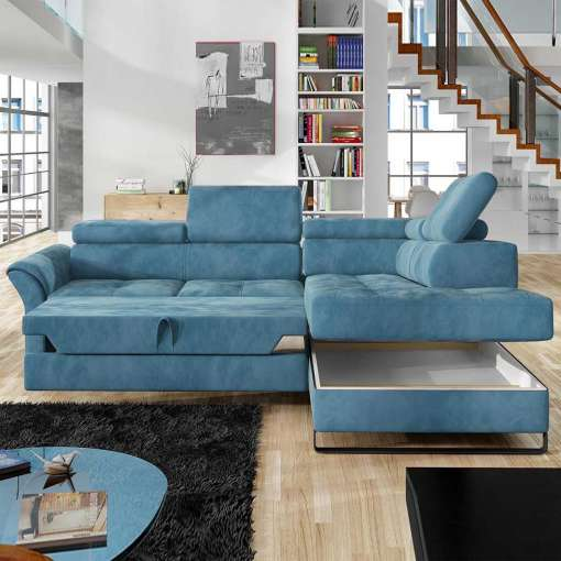 Corner Sofa Bed AVANTI