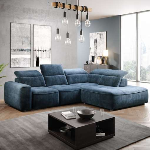 Corner Sofa Bed COLOMBO L