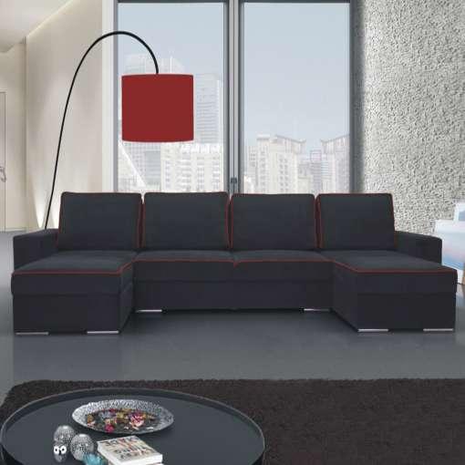 Corner Sofa Bed ASCOT Standard