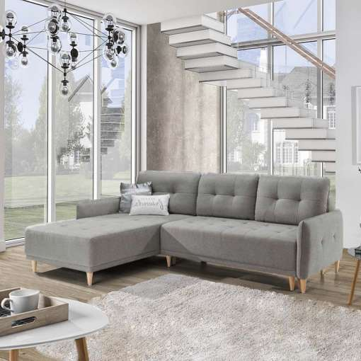 Corner Sofa Bed MALMO Left Special Offer