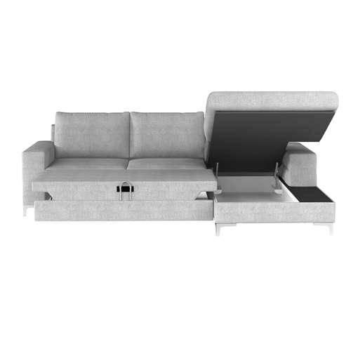Corner Sofa Bed LENS