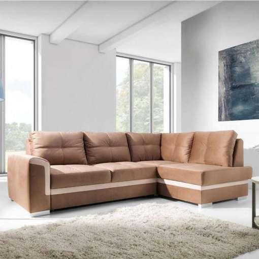 Corner Sofa Bed VESTONE MINI