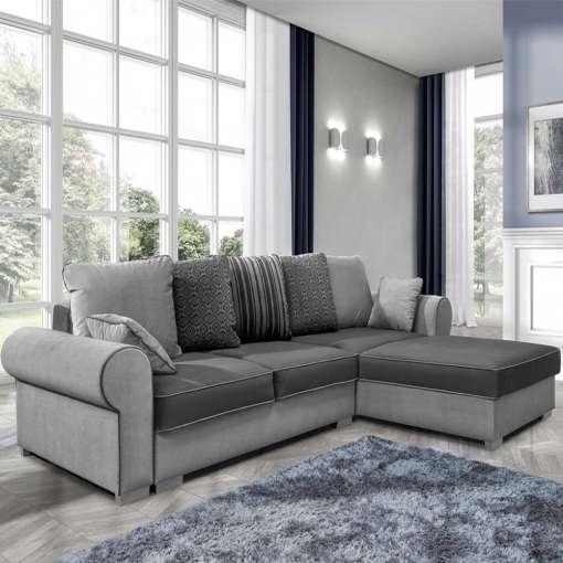 Corner Sofa Bed DELUXE