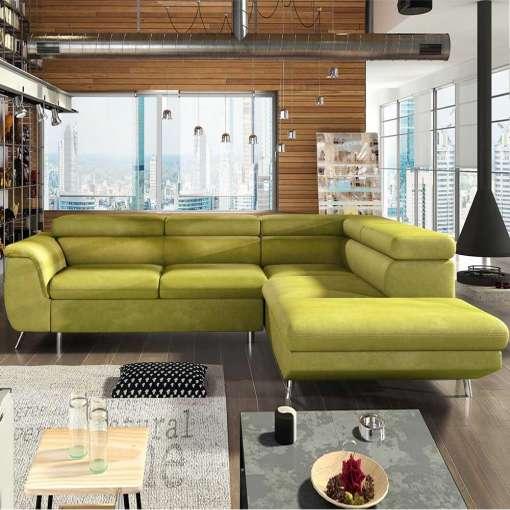 Corner Sofa Bed MORGAN