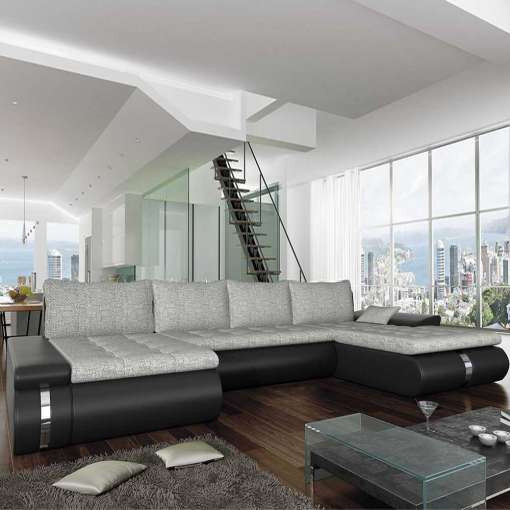 Corner Sofa Bed FADO LUX