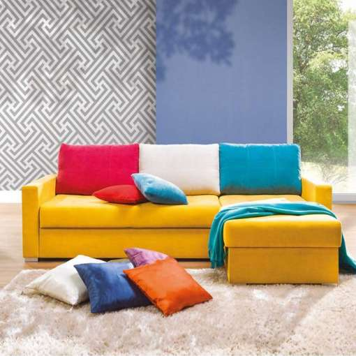 Corner Sofa Bed TWIST