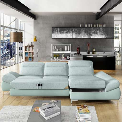 Corner Sofa Bed TIMOLA MINI
