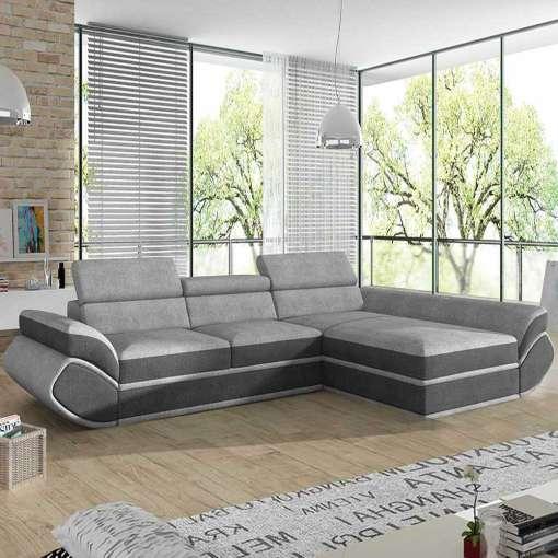 Corner Sofa Bed GENESIS MINI - RIGHT