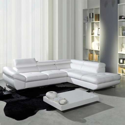 Corner Sofabed Fabio Right Special Offer