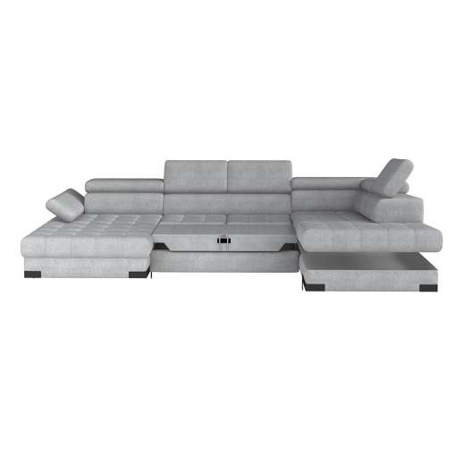 Corner Sofa Bed SELVA XL