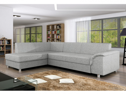 Corner Sofa Bed BARDOT-Left