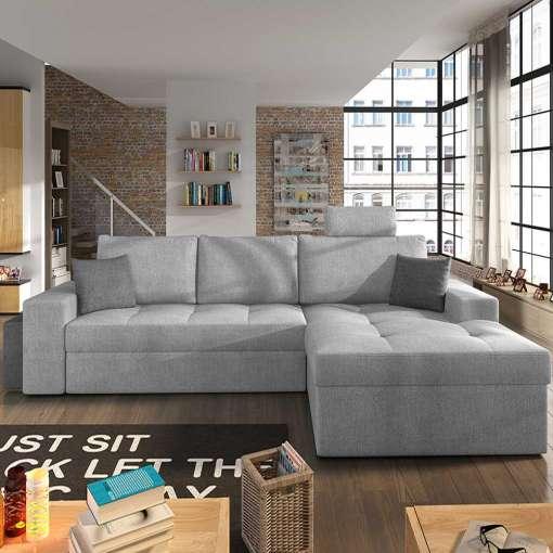 Corner Sofa Bed SMART
