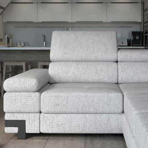 Corner Sofa Bed EMPORIO L2