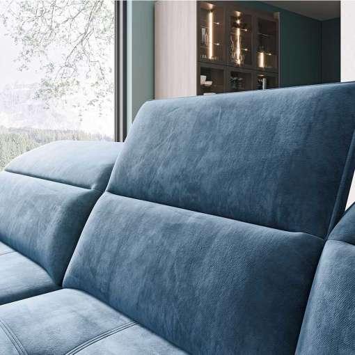 Corner Sofa Bed COLOMBO L