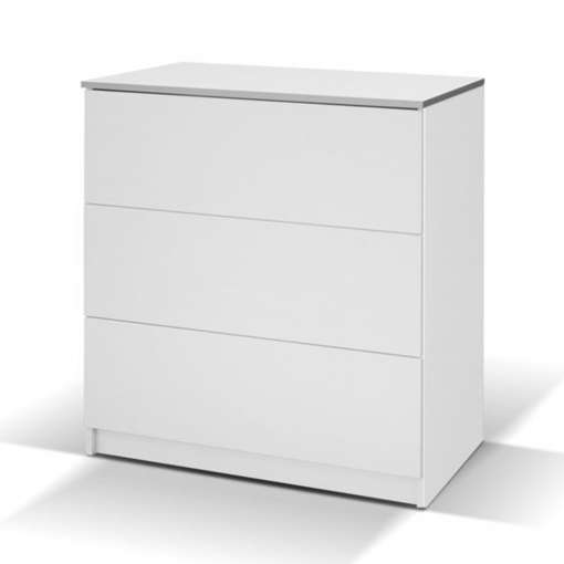 Chest of Drawers VISTA White