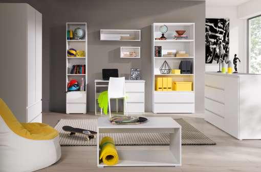 Bedroom COSMO White