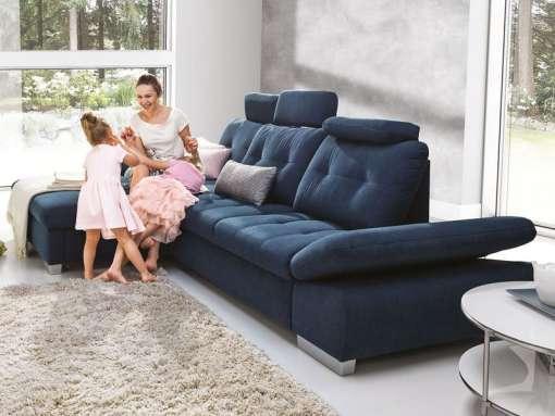Corner Sofa Bed CREMONA Left Special Offer