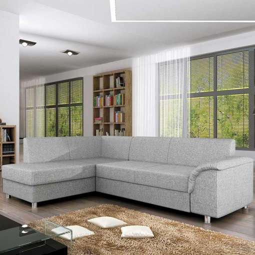 Corner Sofa Bed BARDOT Left - Special Offer!