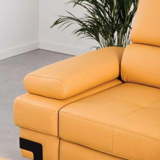 Corner Sofa Bed EMPORIO L