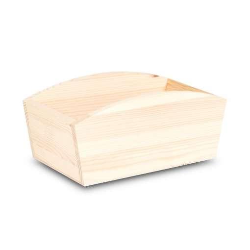 Medium Wooden Planter