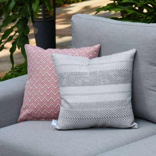 Scatter Cushion - Bora Bora Grey (Pack of 2)