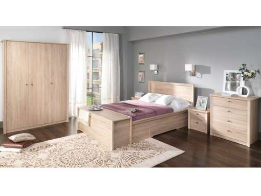 Bedroom Furniture Set FINEZJA 4