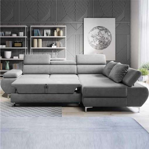 Corner Sofa Bed FLAME MINI Right Special Offer