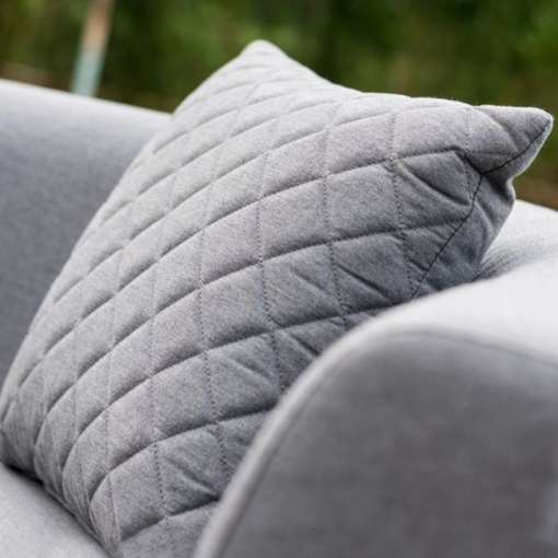 Scatter Cushion Quilted - Flanelle (Pack of 2)
