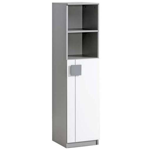 Cabinet GUMI G10-Anthracite/White