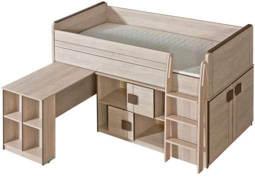 Łóżko piętrowe GUMI G19