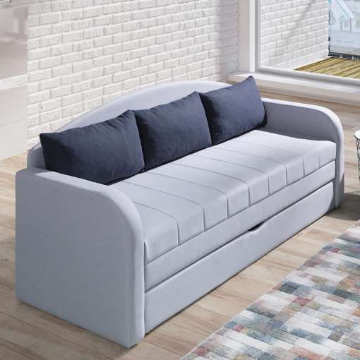 Sofabed TEBOS II Graphite