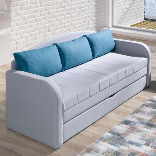Sofabed TEBOS II Turquoise