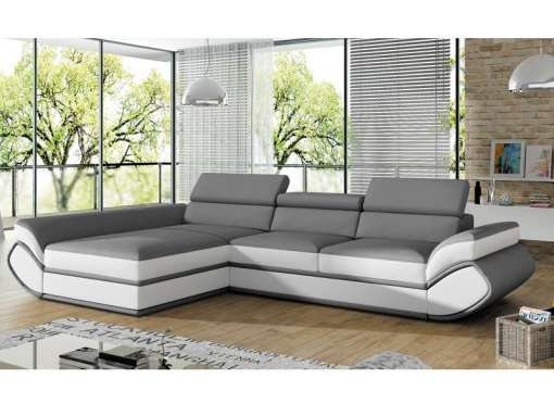 Corner Sofa Bed GENESIS MINI - LEFT