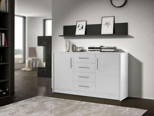 Sideboard GENEWA 2 White